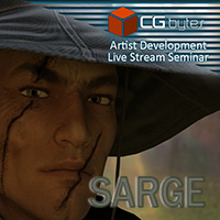 ArtDev DarkVoid Exploration Unit Sarge For G3 Male