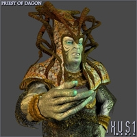 Aquarians: Priest of Dagon