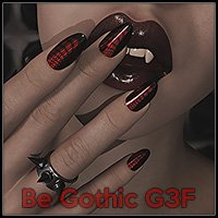 Be Gothic G3F