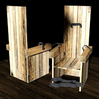 Legacy Dendras Restraint Chair for Daz Studio