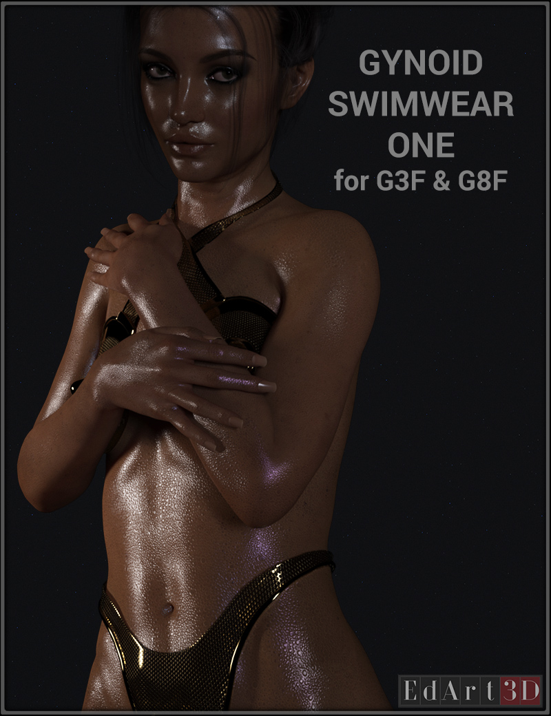 Gynoid Swimwear One For G3F And G8F