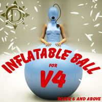 Inflatable Ball For V4