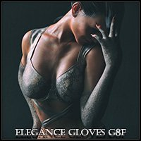 Elegance Gloves G8F