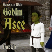 Goblin Asce For G8M
