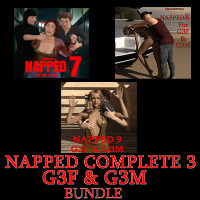 Napped Complete 3 G3F&G3M