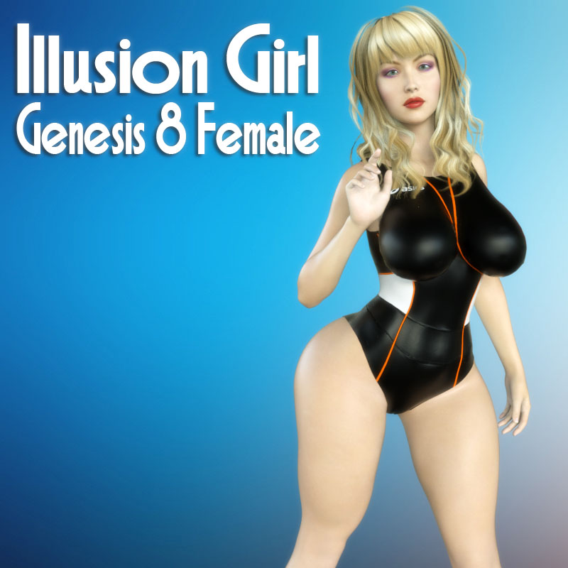 Illusion Girl For G8F