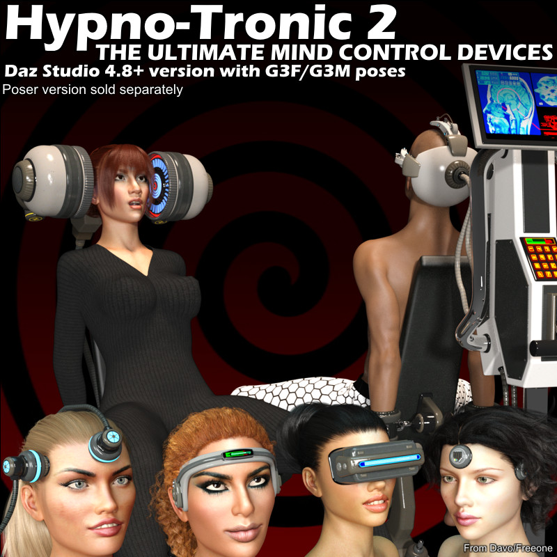 CGbytes - Store - -Hypno-Tronic-2-Mind-Control-Devices-For-Daz