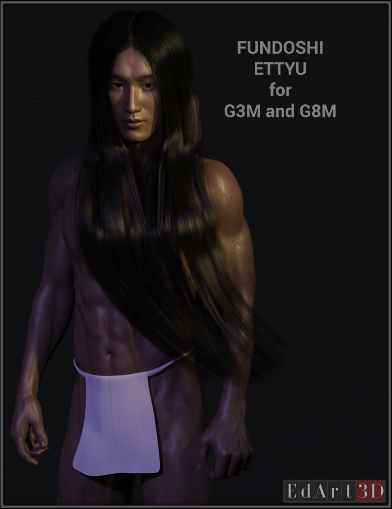 Japanese Fundoshi Ettyu For G3M And G8M