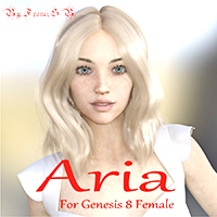 Aria For Genesis 8 Female