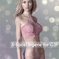 X-LaceLingerie For G3F