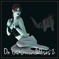 On the Ground Poses 2