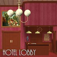 New Hotel Lobby