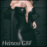 Heiress G8F (dForce)