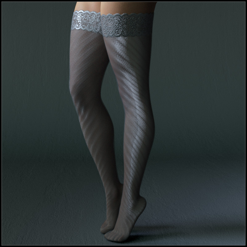 So Couture Stockings G8F