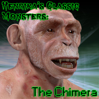 Henrika's Classic Monsters: Chimera