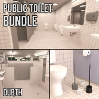 Public Toilet Bundle