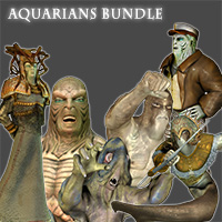 Aquarians Bundle
