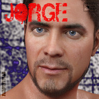Jorge For Genesis 8 Male And Michael 8