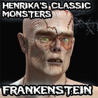 Classic Monsters: Frankenstein for M4