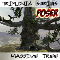 Triplonia Massive Tree Construction Set Poser