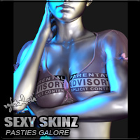 Sexy Skinz - Pasties Galore