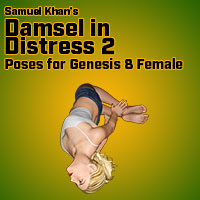 Damsel In Distress Poses For G8F 2