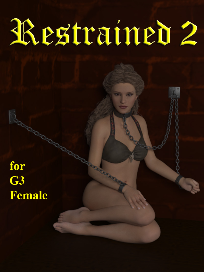 Restrained 2 For G3 Female