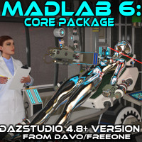 "Madlab 6 ""Core Package"" For DS 4.8+"